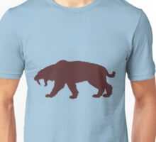 Sabertooth Unisex T-Shirt