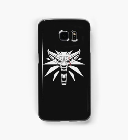 The White Wolf - The Witcher t-shirt / Phone case / Mug 2 Samsung Galaxy Case/Skin