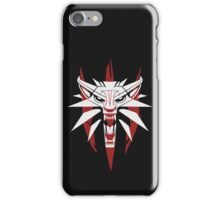 The White Wolf - The Witcher t-shirt / Phone case / Mug 3 iPhone Case/Skin