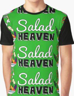 Salad Heaven Graphic T-Shirt