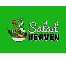 Salad Heaven Photographic Print