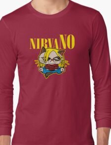 NIRVANO B Long Sleeve T-Shirt
