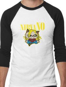 NIRVANO B Men's Baseball ¾ T-Shirt