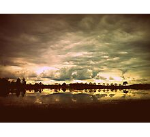 You in a Landscape Photographic Print