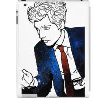 Galaxy Gerard Way iPad Case/Skin