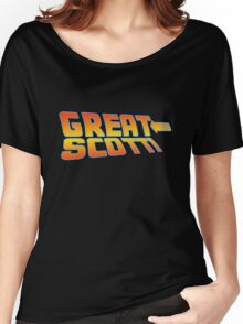 Great Scott! (Back To The Future) Women's Relaxed Fit T-Shirt