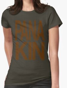 Panakin Skywalker Womens Fitted T-Shirt