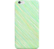 My Line O Lime iPhone Case/Skin