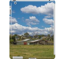 Rural Scene at Kilcoy iPad Case/Skin