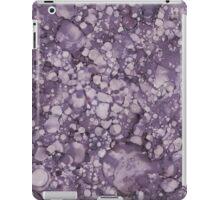 Purple Abstract iPad Case/Skin