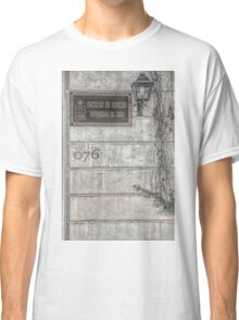 Faculty of Law - Santiago - Grunged Filter Classic T-Shirt