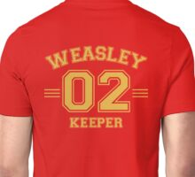 Weasley - Keeper Unisex T-Shirt