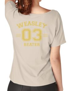Weasley - Beater Women's Relaxed Fit T-Shirt
