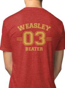 Weasley - Beater Tri-blend T-Shirt