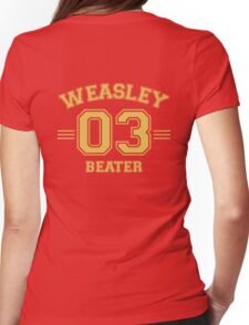 Weasley - Beater Womens Fitted T-Shirt