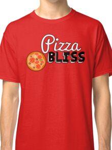 Pizza Bliss Classic T-Shirt