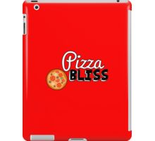 Pizza Bliss iPad Case/Skin