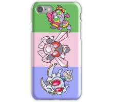 Pokepuff Girls iPhone Case/Skin