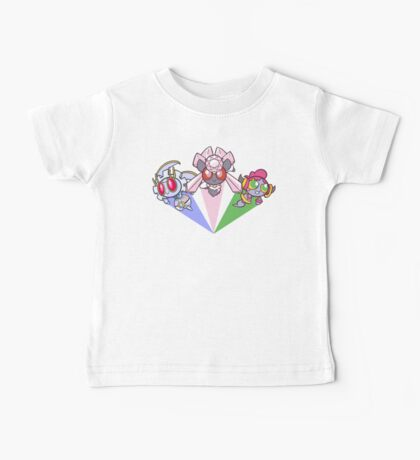Pokepuff Girls Baby Tee