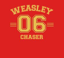 Weasley - Seeker Womens Fitted T-Shirt
