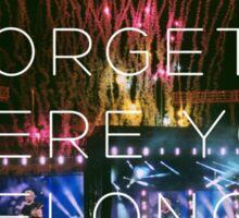 DFWYB - OTRA Baltimore #2 Sticker
