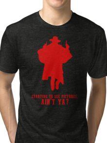 The Hateful Eight - Samuel L. Jackson Tri-blend T-Shirt