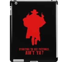 The Hateful Eight - Samuel L. Jackson iPad Case/Skin