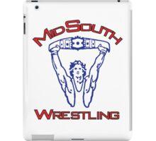 Mid-South Championship Wrestling iPad Case/Skin