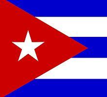 Cuban Flag by estudio3e