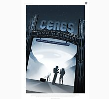 Ceres - NASA Travel Poster Unisex T-Shirt