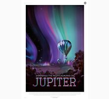 Jupiter - NASA Travel Poster Unisex T-Shirt