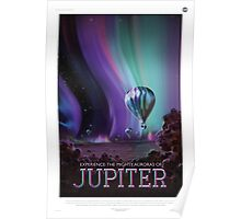 Retro NASA Space Poster - Jupiter Poster
