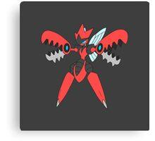 Pokemon- Mega Scizor Canvas Print