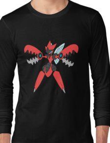 Pokemon- Mega Scizor Long Sleeve T-Shirt