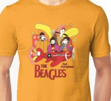 THE BEAGLES : Red Aeroplane Unisex T-Shirt