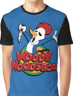 Not your cartoon character Graphic T-Shirt