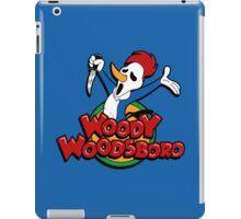 Not your cartoon character iPad Case/Skin