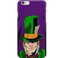 Tea Time for the Mad iPhone Case/Skin