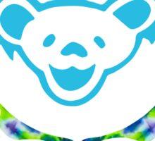 Grateful Dead Steal Your Face Tie Dye Sticker