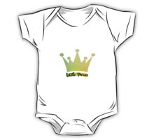 Mommy's Little Prince One Piece - Short Sleeve