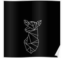 Geometric Doe Poster
