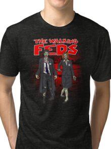 Zombie Feds Tri-blend T-Shirt