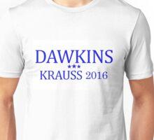 Dawkins Krauss Mugs b+b Unisex T-Shirt