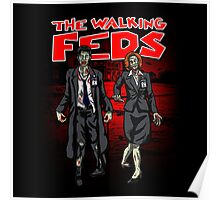 Zombie Feds Poster