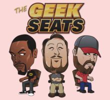 The Geeks Seats One Piece - Short Sleeve