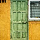 The Green Door by photograham