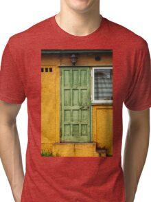 The Green Door Tri-blend T-Shirt