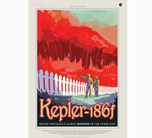 Kepler-186f - NASA Travel Poster Unisex T-Shirt