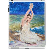 Riverbed Dancer iPad Case/Skin