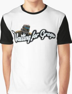 Waiting for Gregor Graphic T-Shirt